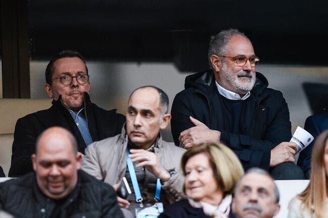 OM : Eyraud paye les employés de sa poche à Marseille !