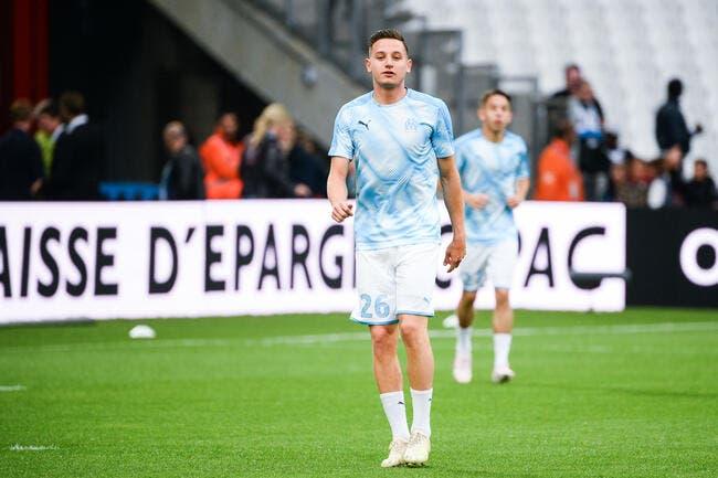 OM: Marseille commence à trembler, Thauvin a enfin la priorité