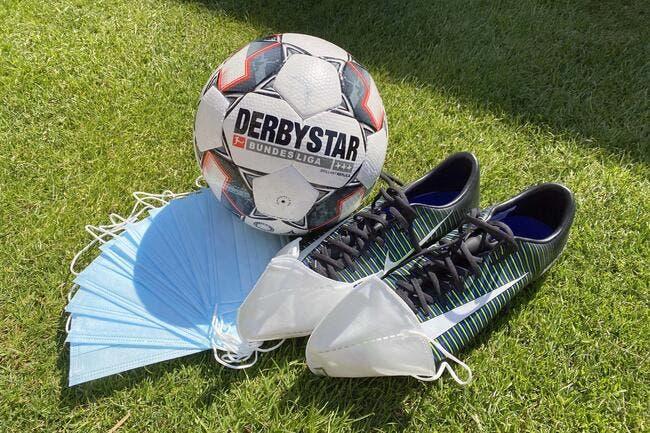 Serie A : Reprise des entrainements collectifs le 18 mai