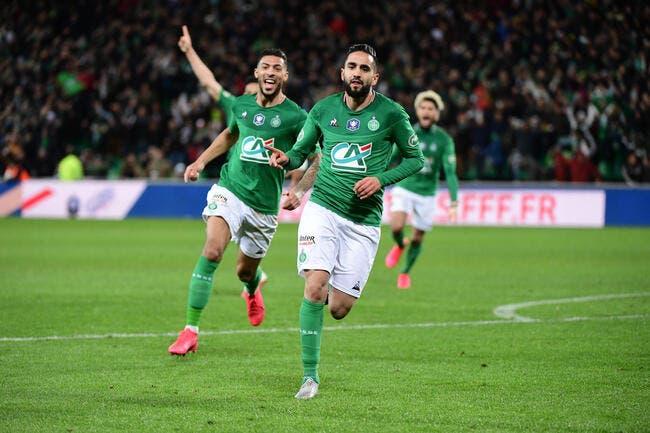 ASSE : La finale annulée, Sainté veut le ticket européen