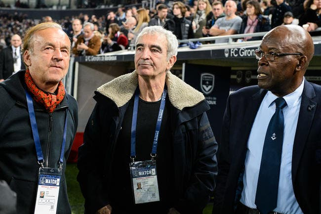 Raymond Domenech pose les vraies questions