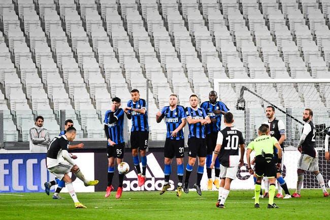 Ita : La Serie A prête à imiter la France et tout arrêter !