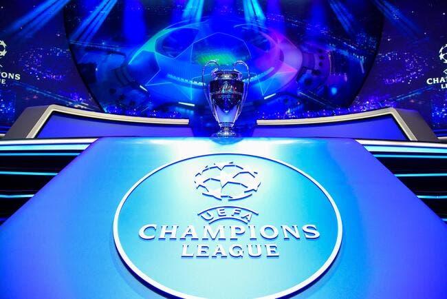 UEFA : L'OL et le PSG pourront finir la Ligue des champions !