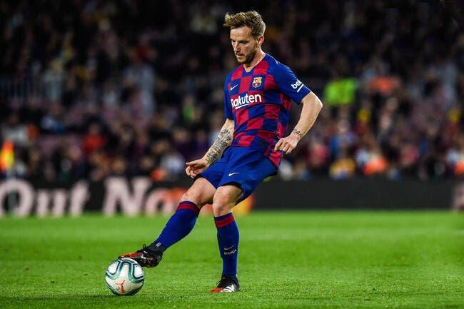 Liga : Reprendre le foot et être contaminé, Rakitic prend le risque