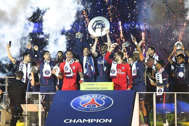 L1 : PSG 1er, OM 2e, OL 7e... La LFP publie le classement final !