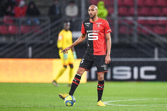 Officiel : Nzonzi prolonge à Rennes