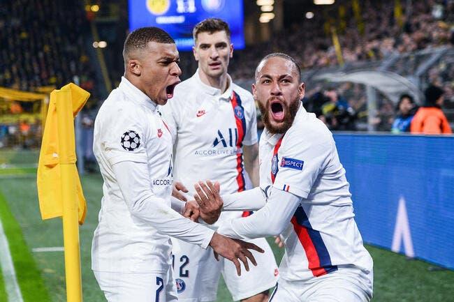 PSG : Neymar, c'est toute ma jeunesse, l'étrange aveu de Mbappé