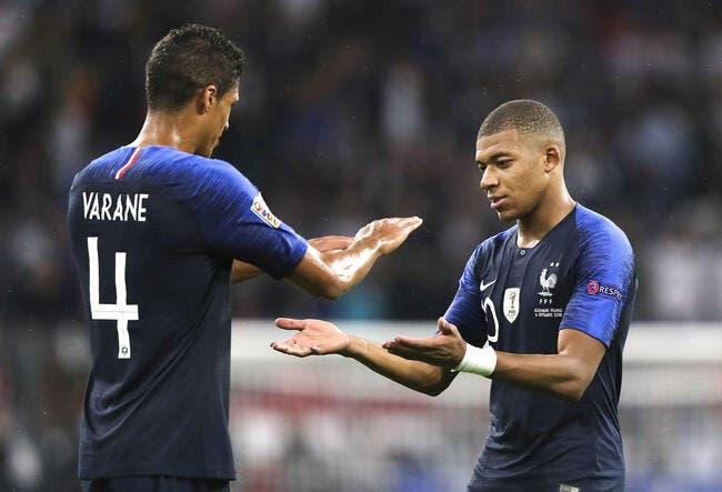 PSG : Varane et Courtois, le Real fait des folies pour Mbappé
