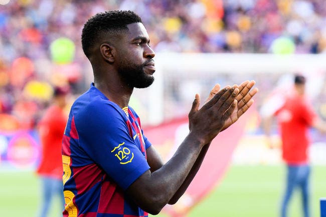Esp: Umtiti contre le Barça, le bras de fer est bien lancé