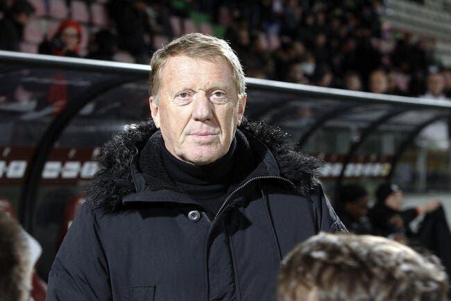 Alex Dupont, ancien entraîneur de Gueugnon et Brest, est décédé