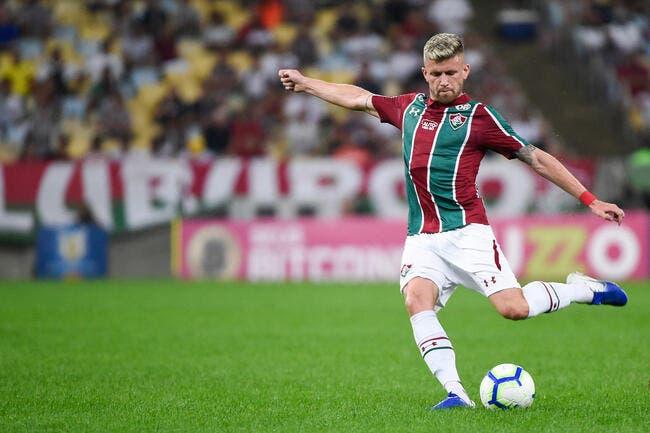 OM : Caio Henrique, le renfort brésilien souhaité par Villas-Boas ?
