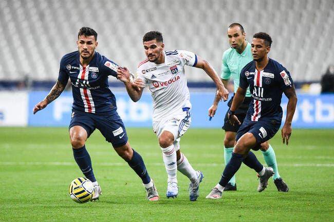 PSG: Herrera cite les Lyonnais qui ont fait galérer Paris