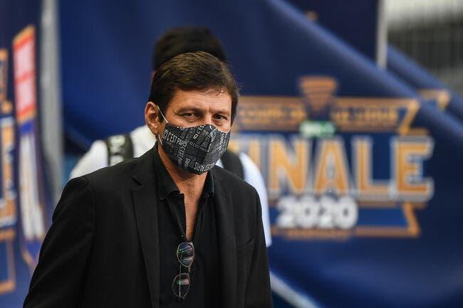 PSG : Leonardo a trouvé comment faire pleurer Aulas