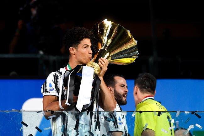 Juventus : Cristiano Ronaldo dévoile son avenir