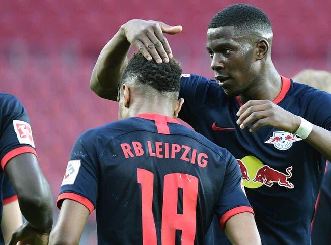 L1 : Le PSG et Monaco le kiffent, Mukiele répond cash