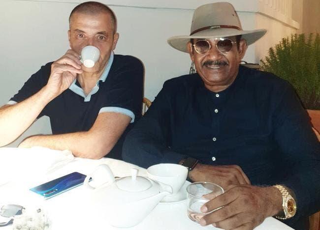 Mohamed Ajroudi ne s'arrête plus — OM