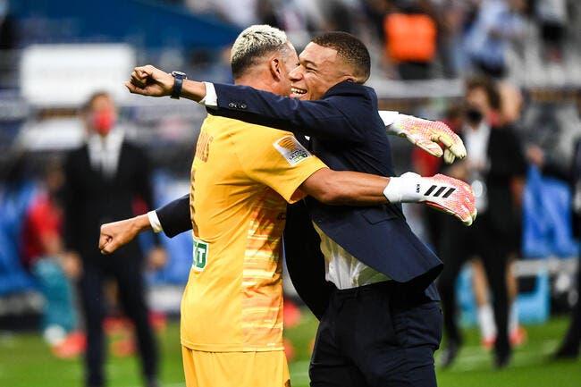 PSG : Mbappé titulaire à Lisbonne, il est bouillant !