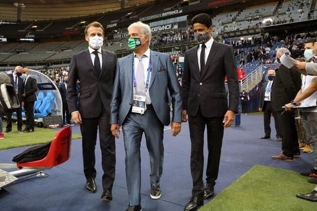 ASSE : St-Etienne en vente ? La réponse choc signée Caïazzo !