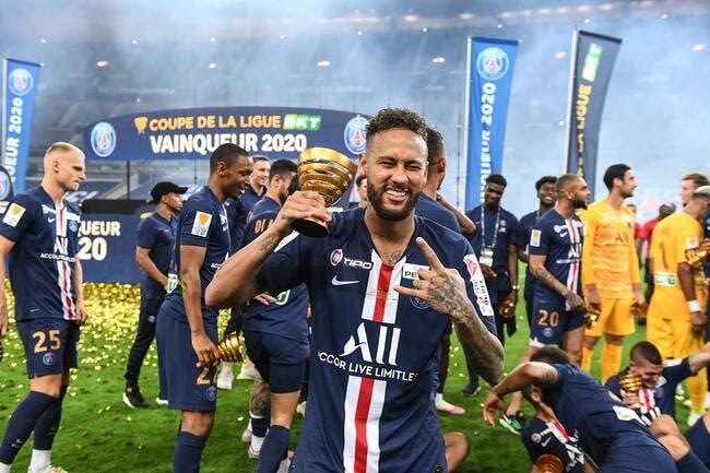 PSG : Neymar isolé, le constat effrayant à Paris