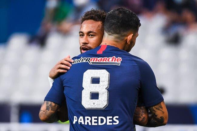 PSG : Neymar veut son garde du corps sur le terrain !