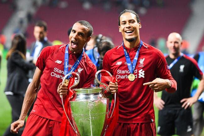 PSG : Un roc de Liverpool ciblé, c'est loin d'être Van Dijk