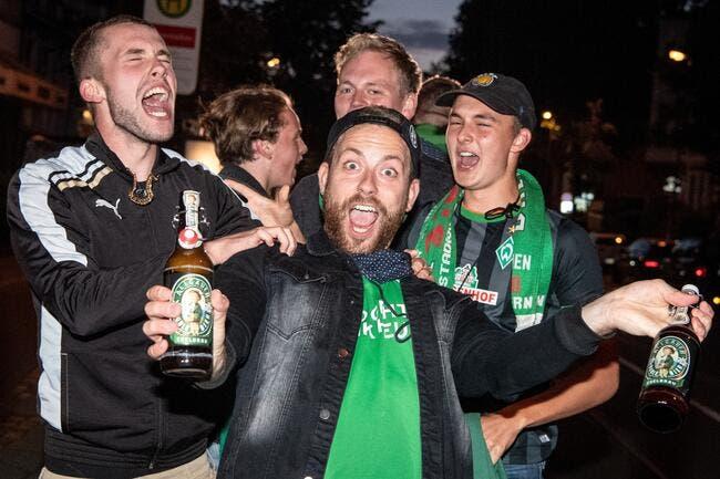 All : Le retour des supporters validé, la bière a failli tout casser