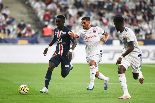 PSG : Gueye peut partir, Paris ouvre la porte