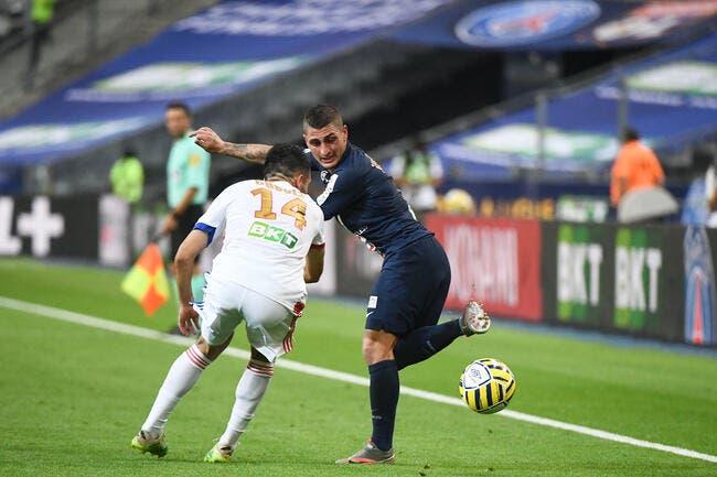 PSG : Marco Verratti quasi-forfait contre l'Atalanta !