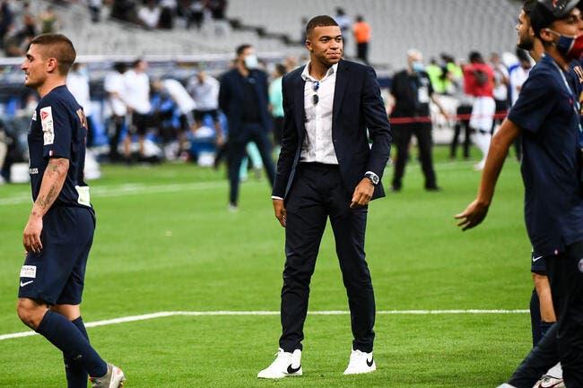 PSG : Mbappé au mieux remplaçant, Tuchel est brutal