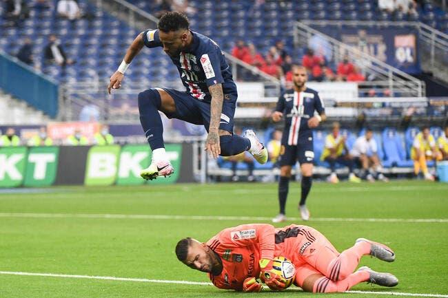 PSG : Neymar et plusieurs cadres absents contre Sochaux