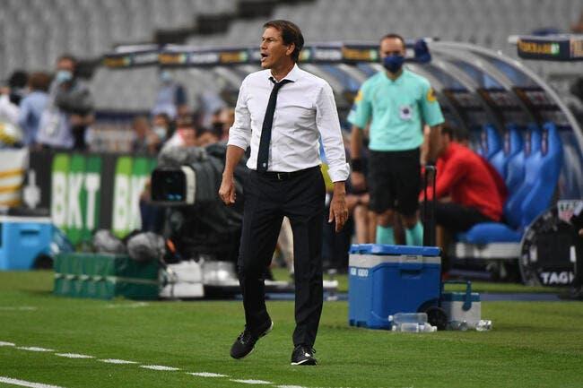 De l'OM à l'OL, Rudi Garcia s'excuse auprès des supporters