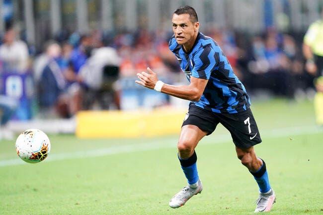 Officiel : Alexis Sanchez définitivement à l'Inter Milan