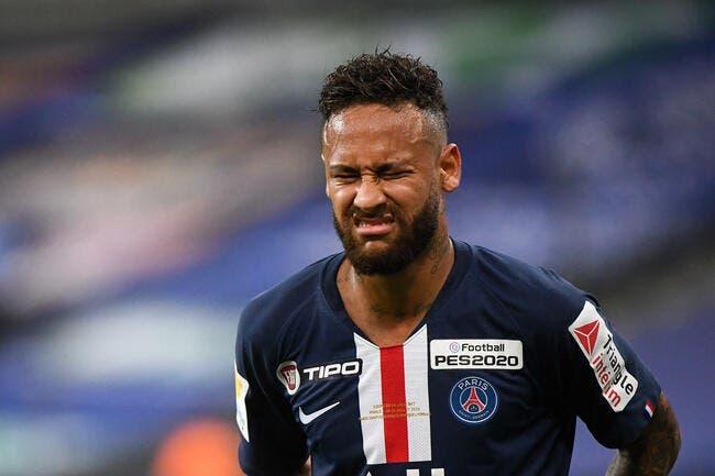 PSG : La France a choqué Neymar pendant la crise