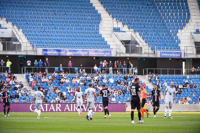 Covid-19 : Les stades sonneront creux pendant encore très longtemps