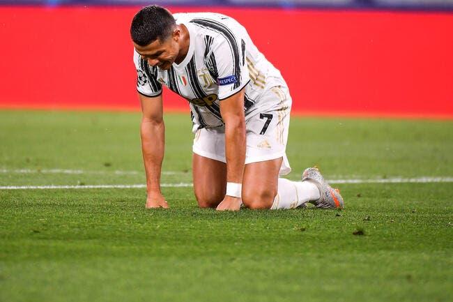 Juventus : 10 ans après, Cristiano Ronaldo encore victime de l'OL