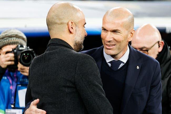 LdC : Manchester City - Real Madrid : les compos (21h00 sur RMC 2)