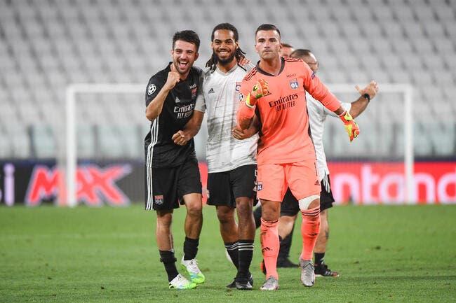 OL : Lyon sort la Juventus, le foot français applaudit