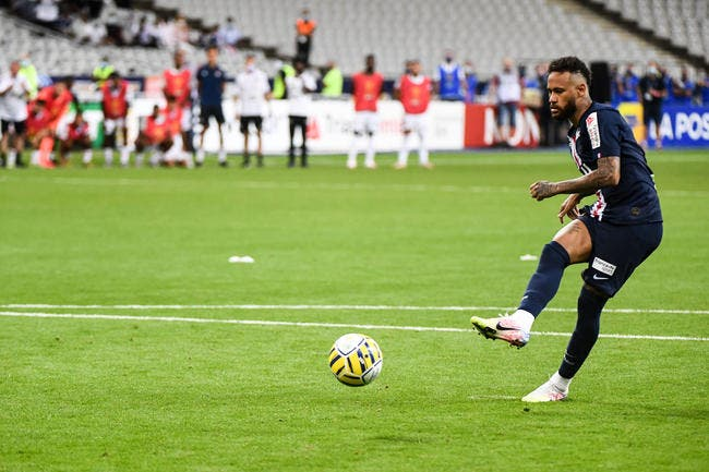 PSG : Neymar est le numéro 1, il adore ça