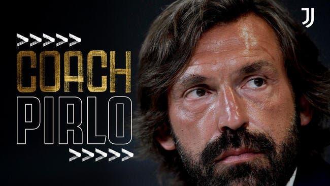 Ita : Andrea Pirlo nommé entraîneur de la Juventus !