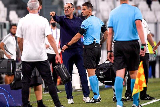 Ita : Maurizio Sarri viré dès ce samedi ?