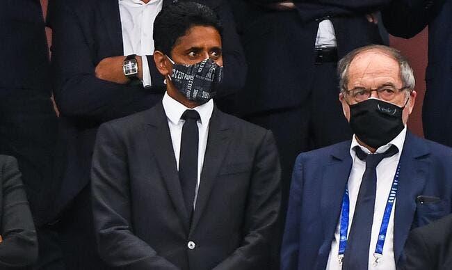 PSG : Le Graët allume Leonardo le pleurnicheur