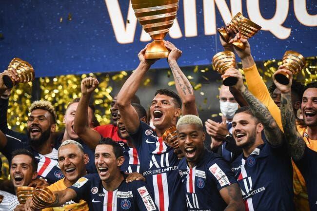 PSG : Thiago Silva prolongé ? Dieu et le Qatar décideront