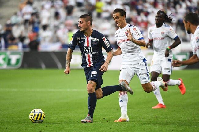 PSG : Verratti définitivement forfait contre l'Atalanta, et même pire