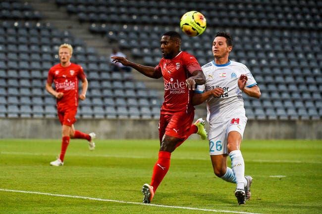 Amical : Nîmes - OM : 0-1