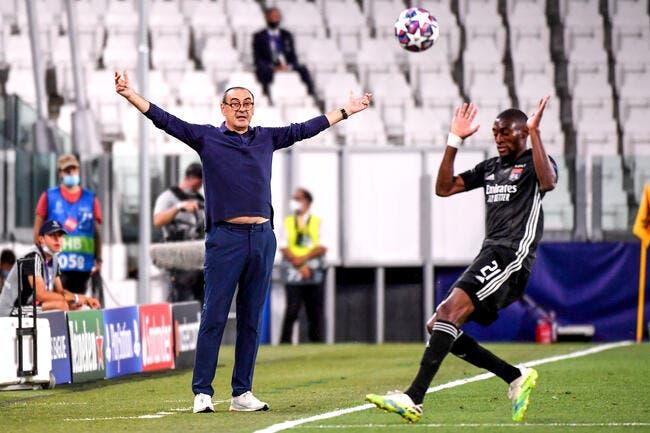 Juventus : Maurizio Sarri viré, l'OL n'y est pour rien