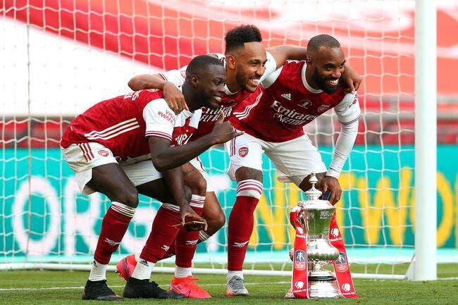 Mercato : 30 ME, Arsenal prêt à lâcher Lacazette !