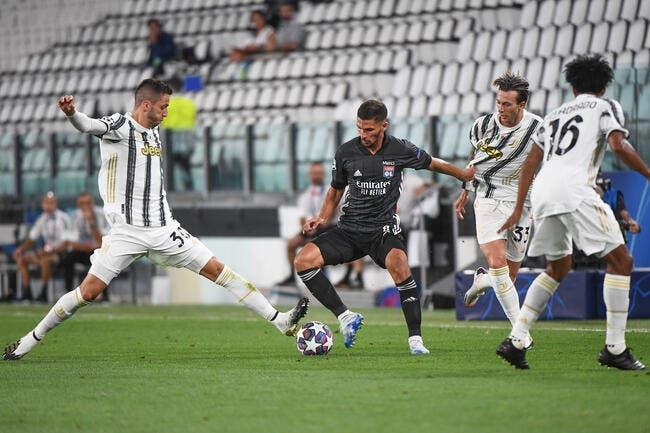 OL : La Juventus adore Aouar, le PSG est prévenu