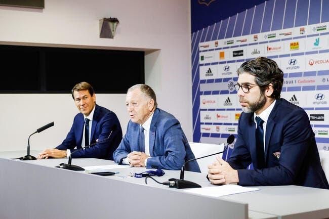 OL : Rudi Garcia a éliminé la Juventus, Aulas jubile