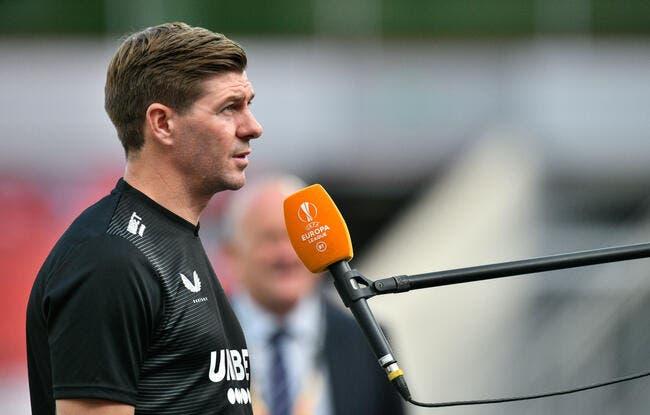 OM : Eyraud se renforce, Steven Gerrard ne va pas aimer