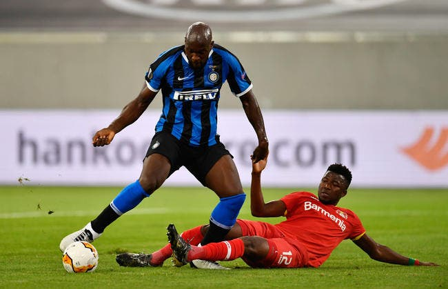 EL : L'Inter se débarrasse de Leverkusen